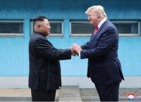 반트럼프 세력들, 이제 트럼프 대북정책에 박수쳐야