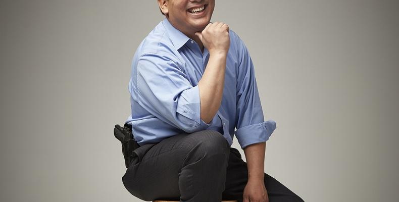 알렉스 김 - 태런 카운티 가정법원 판사 공화당 후보