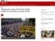 미얀마 군부 총격 후 시위 격화, 대규모 유혈사태 우려