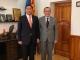 정재남 대사, 몽골국립대 방문