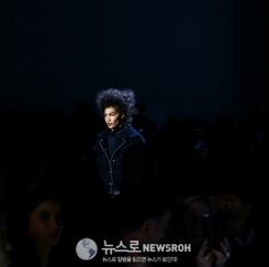 이청청 박연희 '뉴욕패션위크'