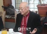 '조국 교향곡'의 작곡가 정추선생