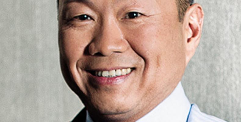 카자흐스탄 가전유통업계 1인자, 김 에두아르드 테크노돔 대표