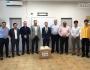 대사관과 한인회, 상연회 5개 경찰서에 마스크 기증