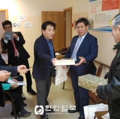 충북 사절단, 캅차가이 시 방문하여 의료협력 논의