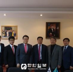 충북도 카자흐스탄 사절단, 고려인협회와 지속 협력 다짐