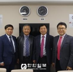 충북도 카자흐스탄 사절단, 현지병원과 협력체제 구축
