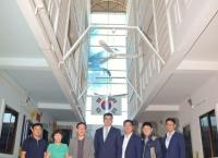 캄보디아 제일의 명문학교를 향해
