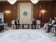 몽골 국회의장 ADB 부총재 면담