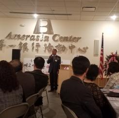 중앙플로리다한미상공회의소 2대 회장 취임식