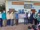 신한 캄보디아 은행,  수해 지역 물품 지원 펼쳐