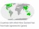 NZ, 자유 무역 협의 FTA에 서명