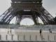 에펠탑 주변 방탄 유리벽 설치 공사 9월 14일 시작