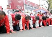 이번 총선을 보면, 한국 정치에 국민들의 회초리가 절실하다