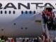 세계에서 가장 긴 직항로, 뉴욕-시드니 최초 비행 성공