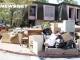 [휴스턴 수해지역 방문기] 집 안은 앙상한 뼈대, 집 밖은 쓰레기 더미