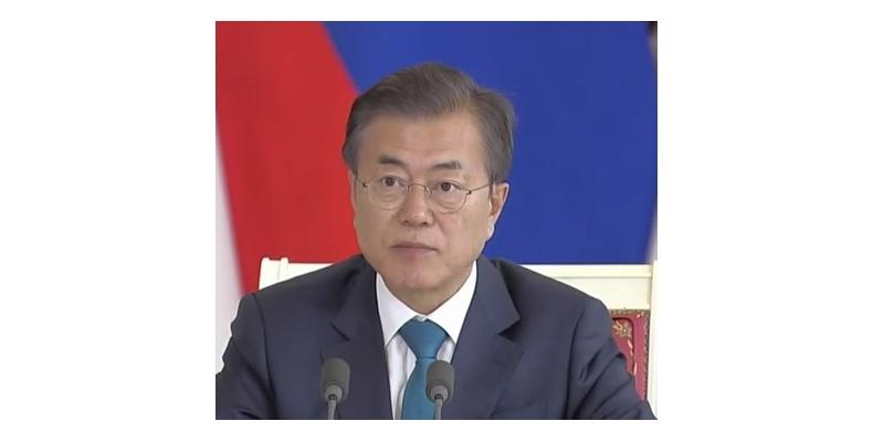 """""""한러협력 유라시아 공동번영 이끌 것"""" 文대통령 러방송 인터뷰"""
