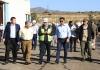 U.Khurelsukh 총리는 다르항 철강공장을 방문하여