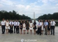 NJ 韓학생들 워싱턴서 한국전쟁 추모전