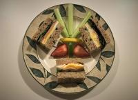 샌드위치의 처음 모습