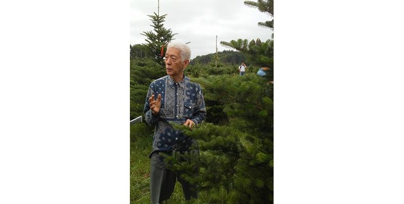 美수도원 '韓구상나무의 특별한 귀향