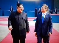 '김정은에 푹 빠진 한국'