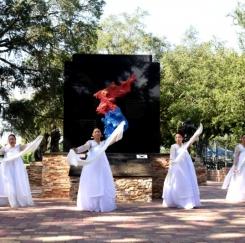 탬파 한국전 68주년 기념행사