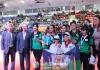 아르헨 태권전수 50주년 대사배태권도대회 개최